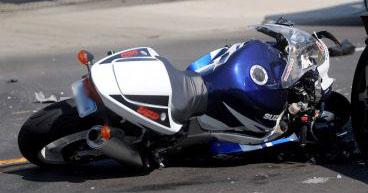 Sulmierzyce – śmiertelny wypadek motocyklisty.