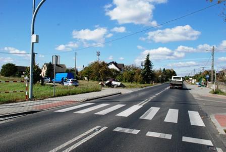 Wypadek w Makowiskach