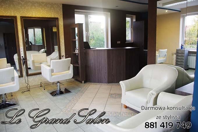 Le Grand Salon – salon fryzjerski Pajęczno