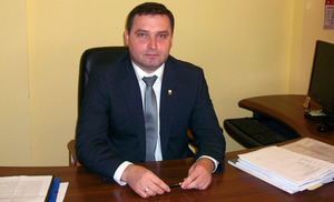 Wywiad z burmistrzem Działoszyna, Rafałem Drabem