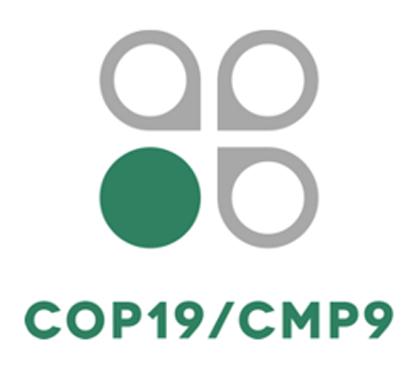 Logo szczytu klimatycznego COP 2013