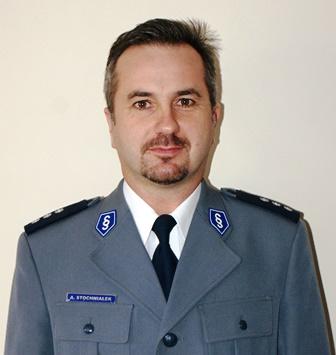 Nowy zastępca komendanta policji w Pajęcznie