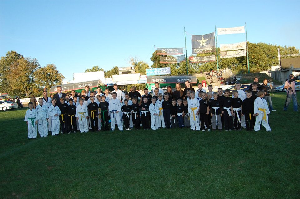 "Turniej Taekwondo ""VI Puchar Orientu"""