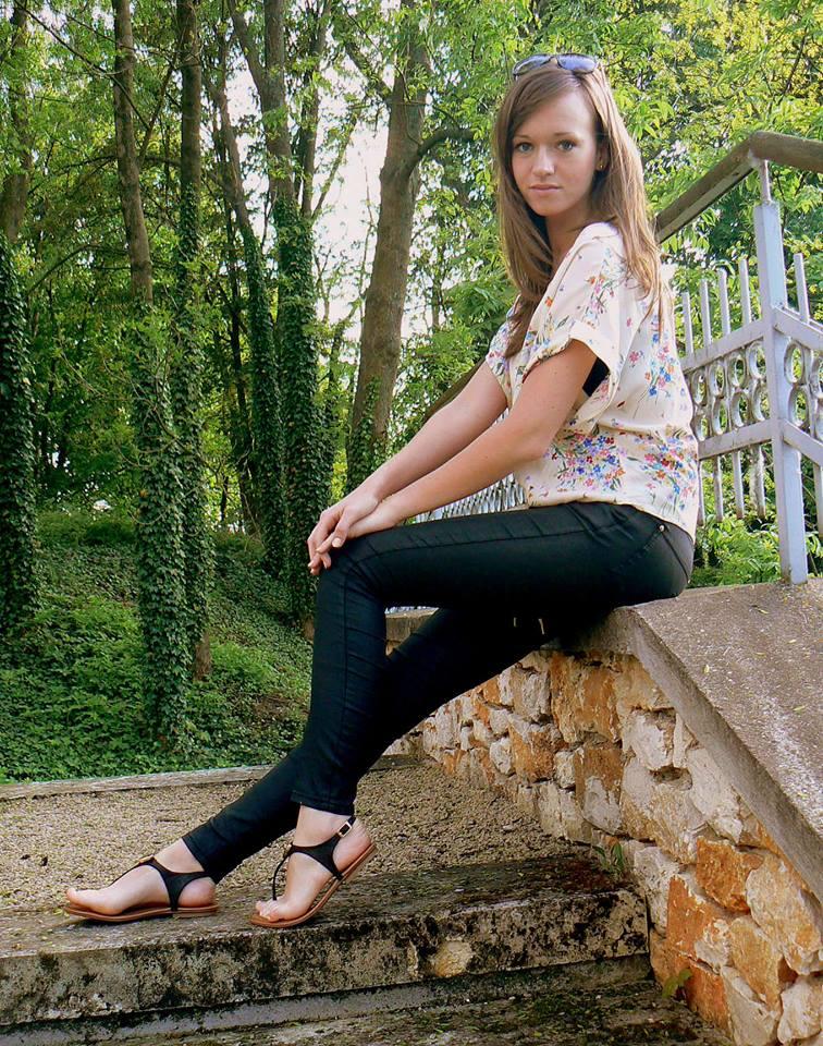 Aleksandra Kotynia Miss Powiatu Pajęczno 2013