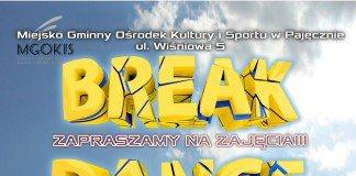 break dance pajeczno
