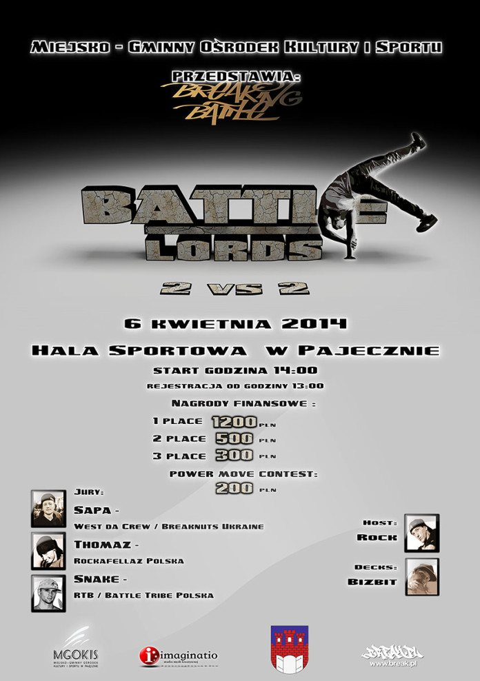 Battle Lords pajęczno 2014