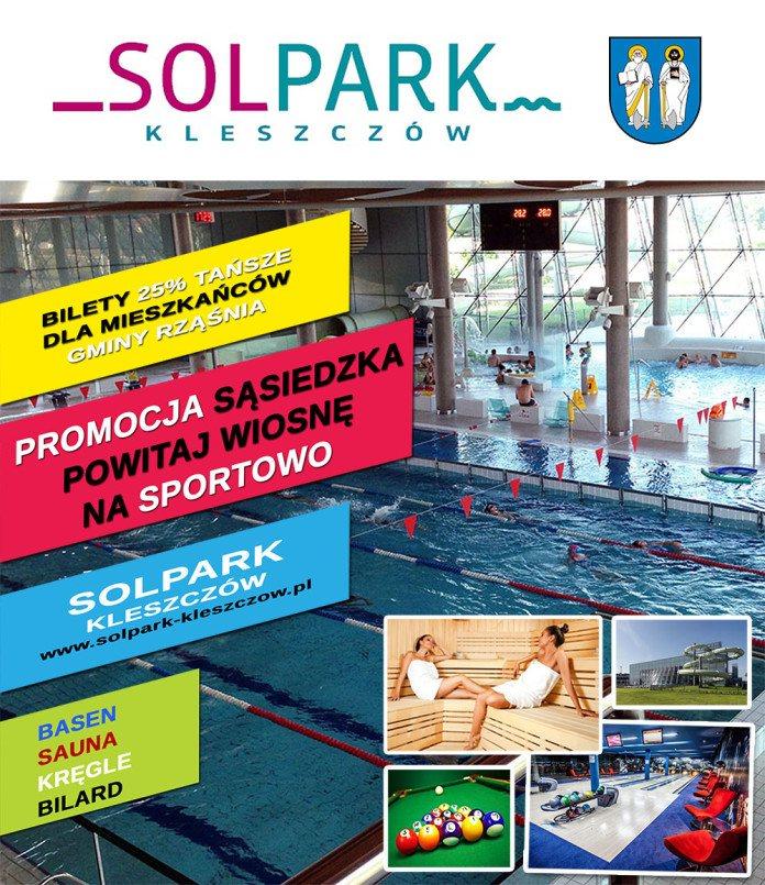 promocja rzasnia solpark plakat