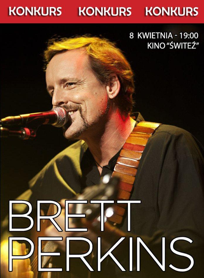 Brett Perkins - konkurs pajęczno