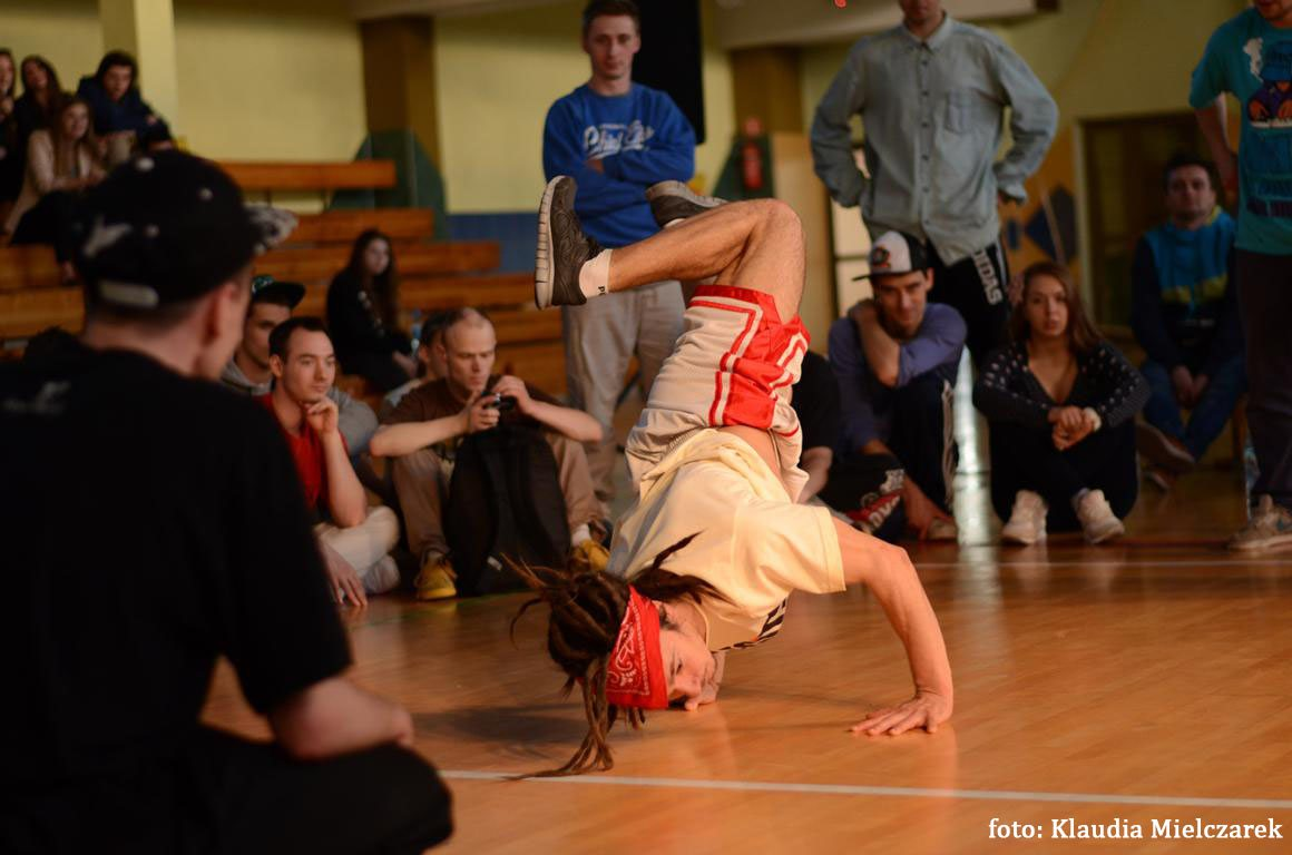 Turniej tańca Break Dance Battle Lords – relacja wideo