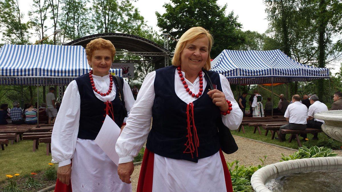 Nadwarciański Festiwal Ludowy w Działoszynie 2014 [WIDEO]