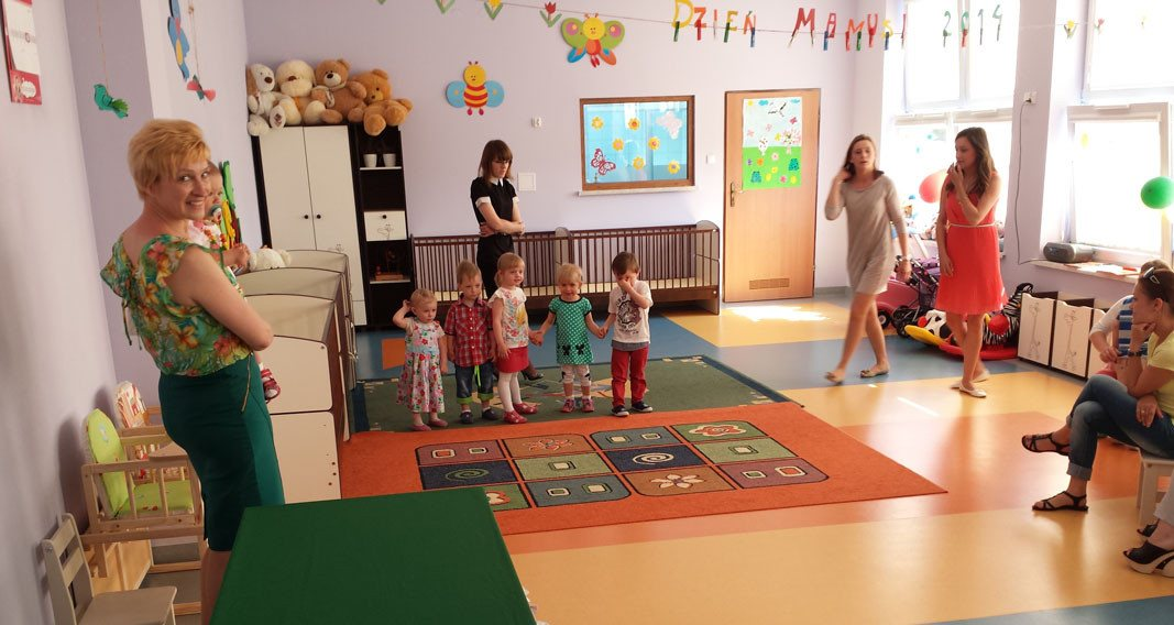 Dzień Mamy w Klubie Dziecięcym