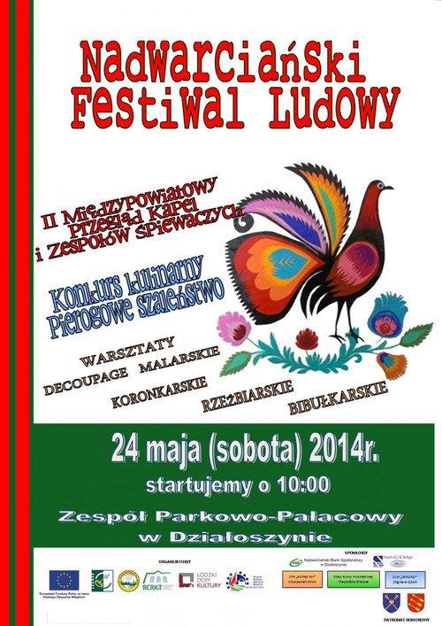 festiwal nadwarcianski 2014