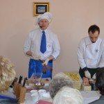 Otwarcie DKiT w Starych Gajęcicach kucharze