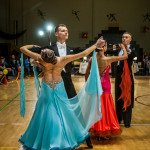 Turniej Tańca Towarzyskiego Pajęczno 2014