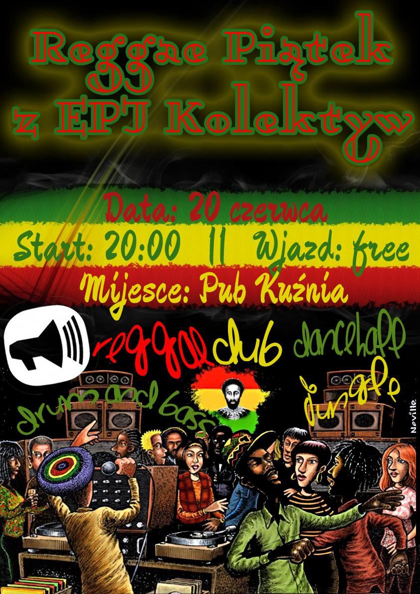reggae kuznia