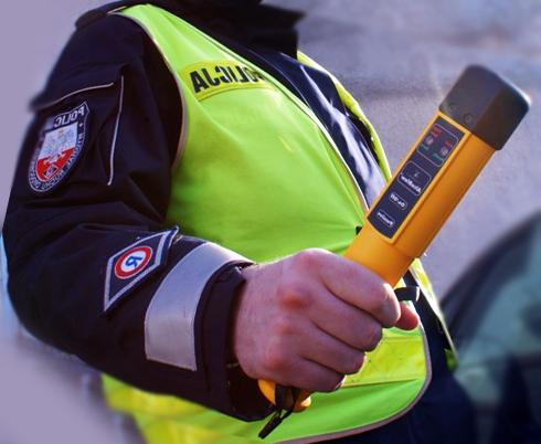 Obywatelskiej ujęcie pijanego kierowcy w Nowej Brzeźnicy