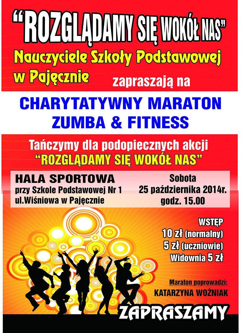 zumba-pajeczno-plakat