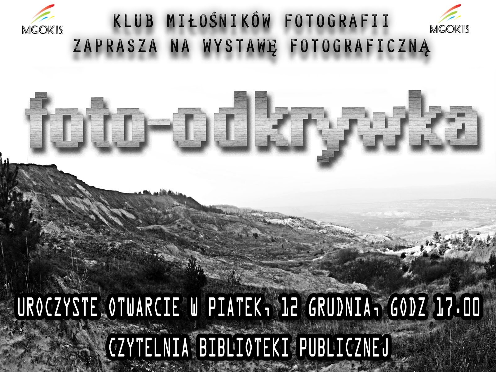 fotoodkrywka plakat