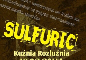 sulfuric kuznia
