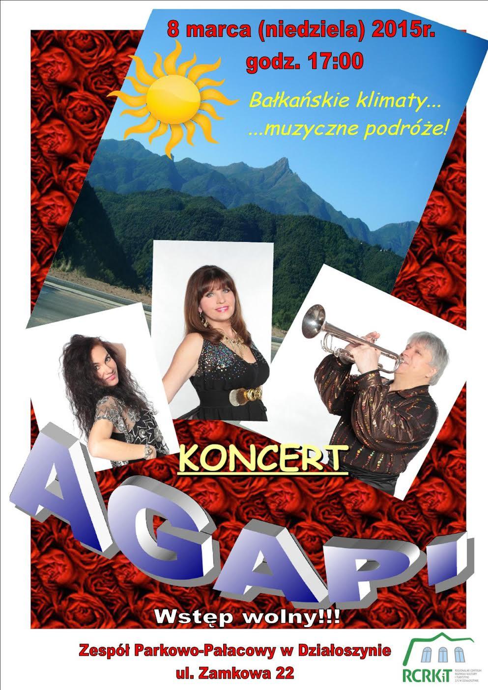Koncert Agap