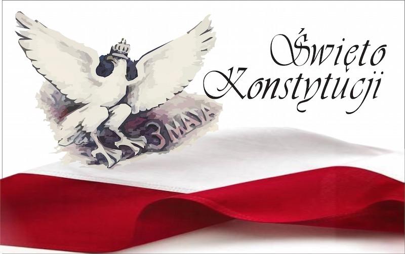 Obchody święta 3 maja w Działoszynie