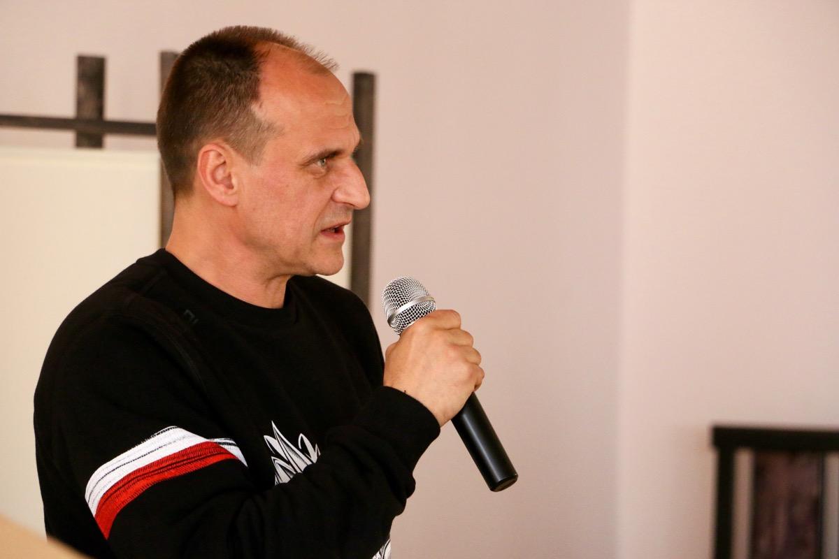 Paweł Kukiz odwiedził Pajęczno [WIDEO]