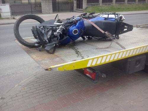 Tragiczny początek sezonu motocyklowego