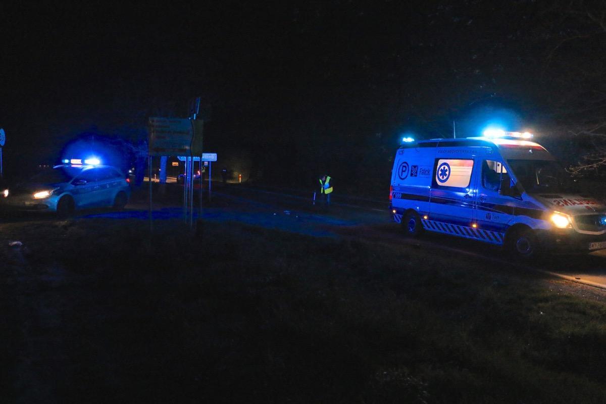 Tragiczny wypadek w Działoszynie