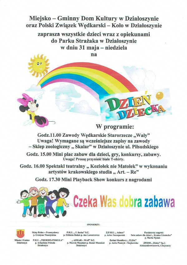plakat-dzialoszyn-dzien-dziecka