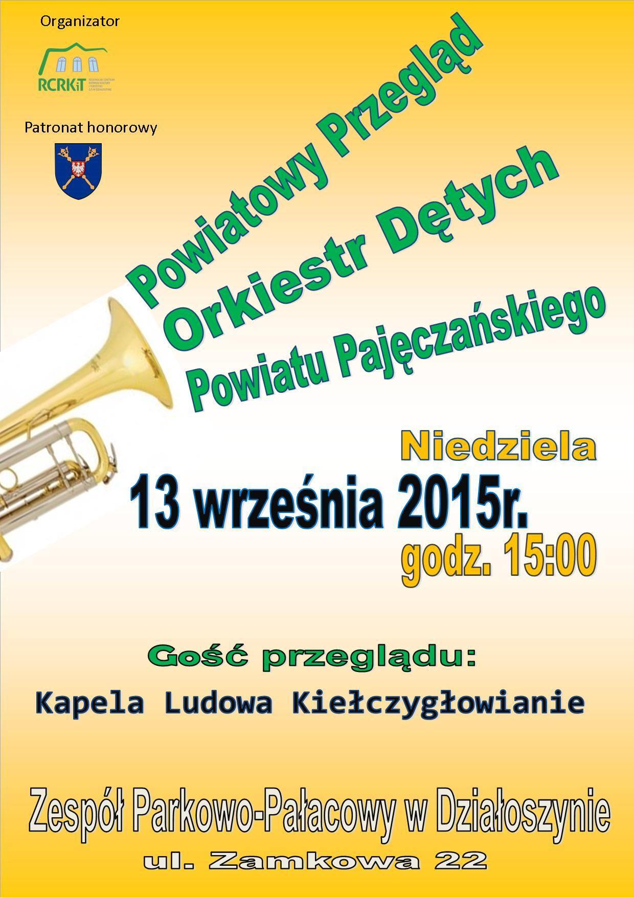 Powiatowy Przegląd Orkiestr Dętych