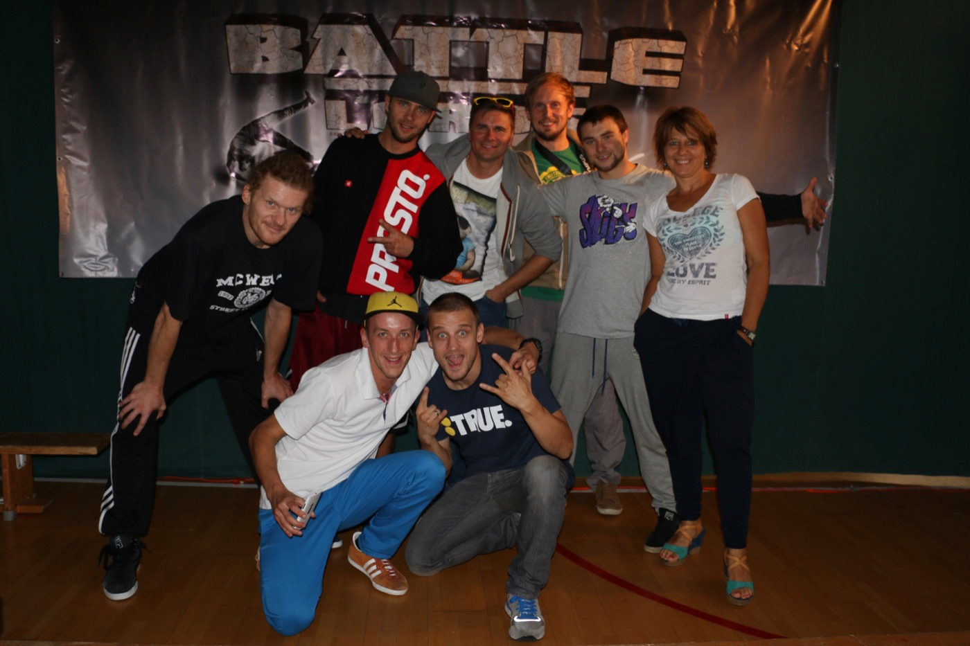 Turniej tańca Break Dance – Battle Lords [WIDEO]