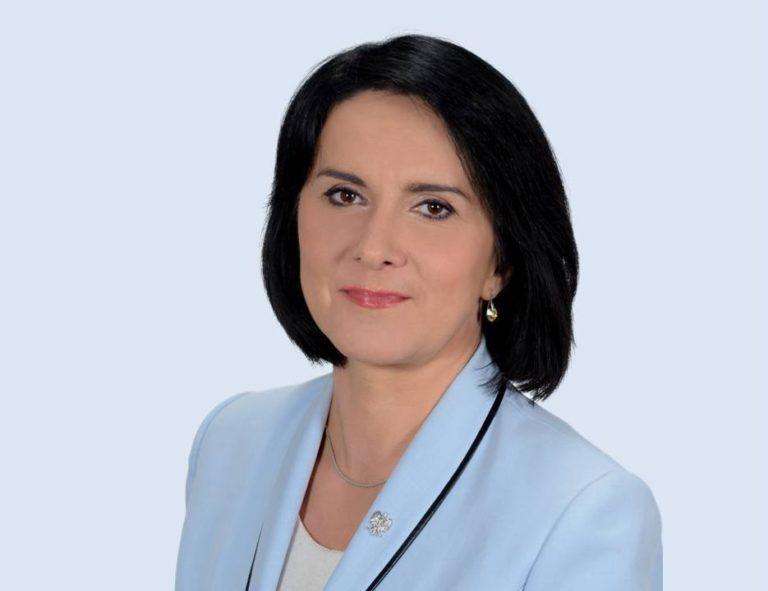 Beata Mateusiak-Pielucha pierwszym posłem z powiatu pajęczańskiego