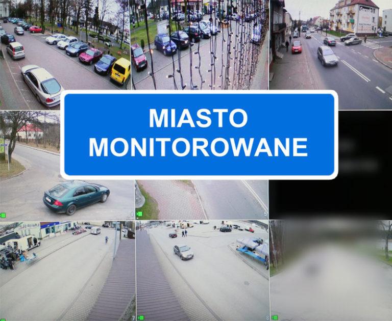 Pajęczno – Miasto monitorowane