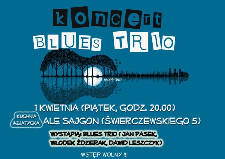 Koncert Blues Trio