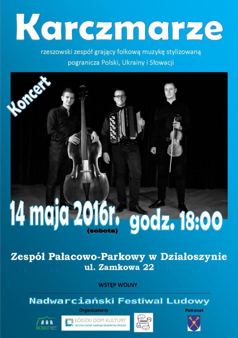 Koncert zespołu Karczmarze