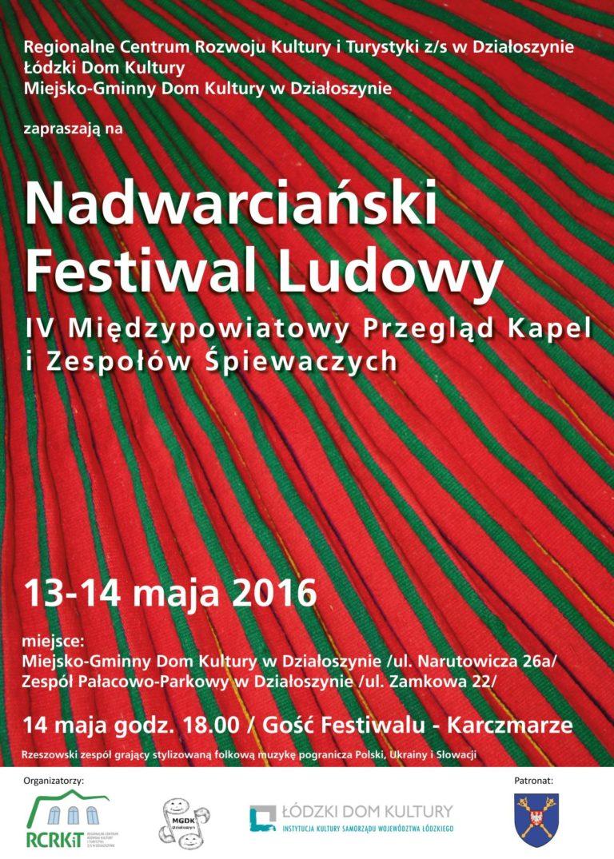 Nadwarciański Festiwal Ludowy