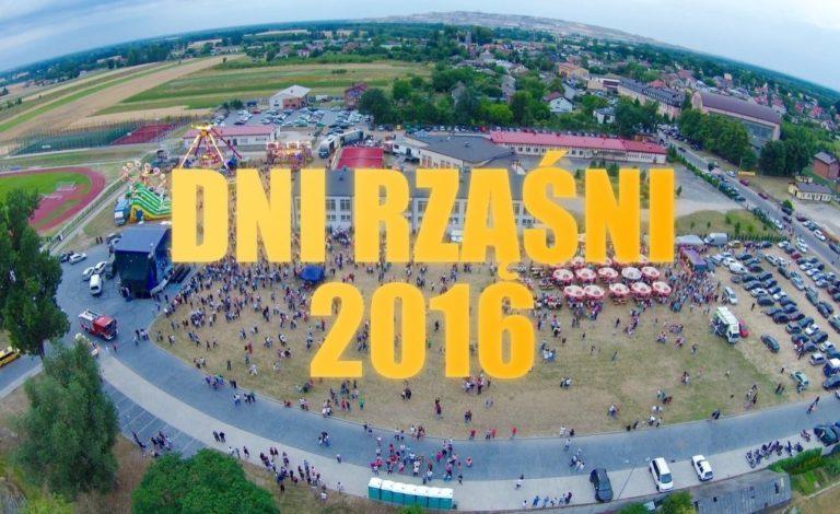 Dni Rząśni 2016 – program