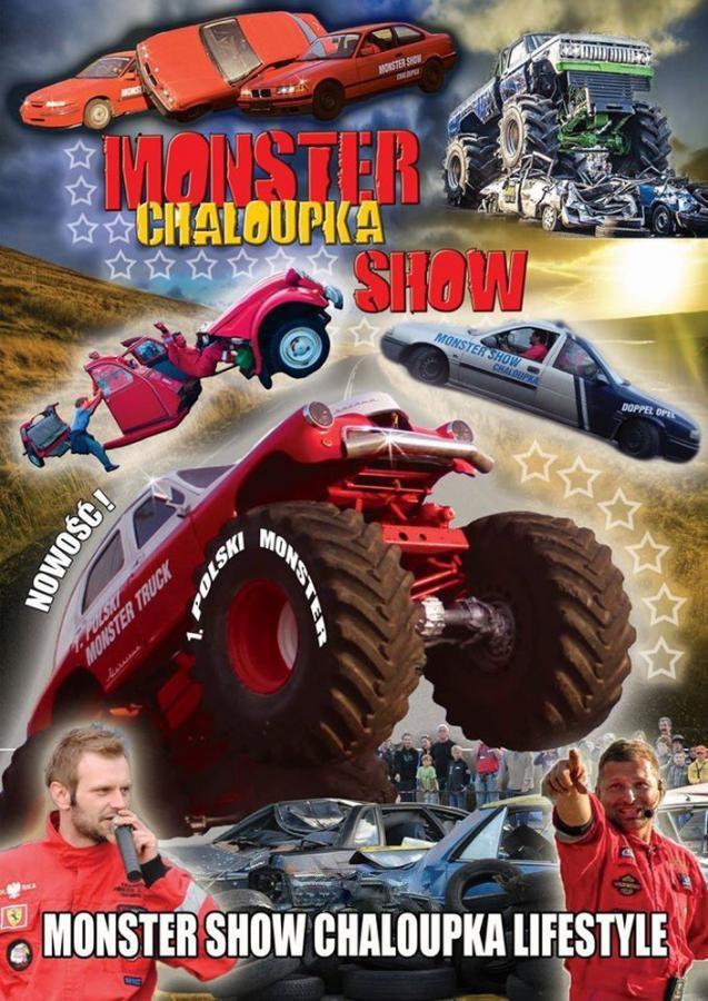 Monster Show Chaloupka już jutro w Pajęcznie