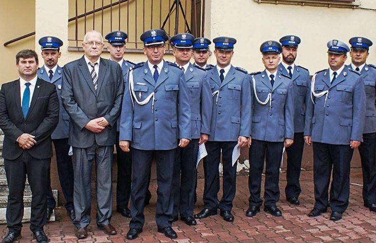 Święto Policji w Pajęcznie