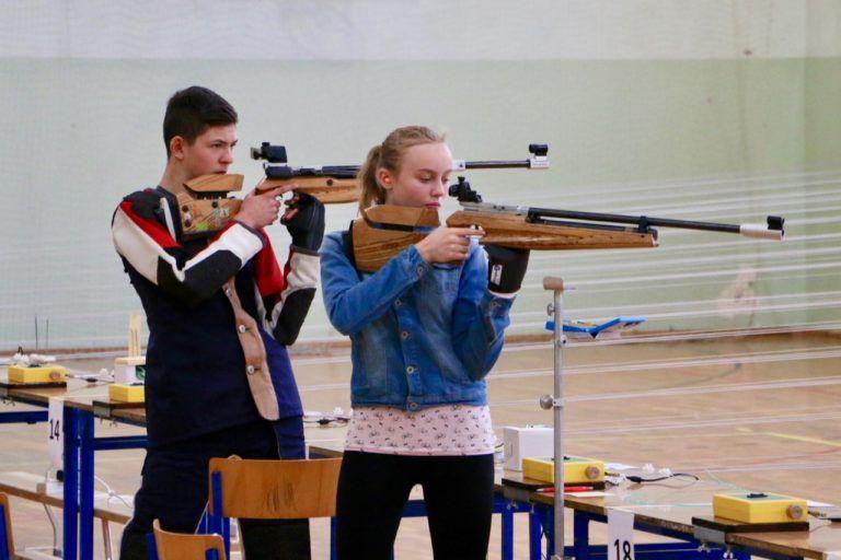 Turniej strzelecki w Sulmierzycach [WIDEO]