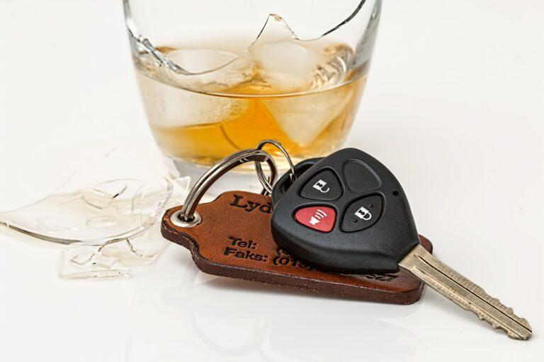 Żołnierz zatrzymał pijanego kierowcę