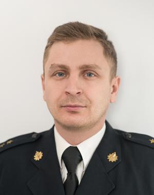 Zmiana na stanowisku pełniącego obowiązki komendanta powiatowego