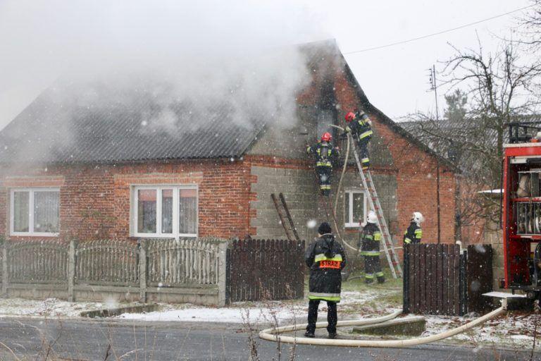 Pomóż pogorzelcom odzyskać dach na głową