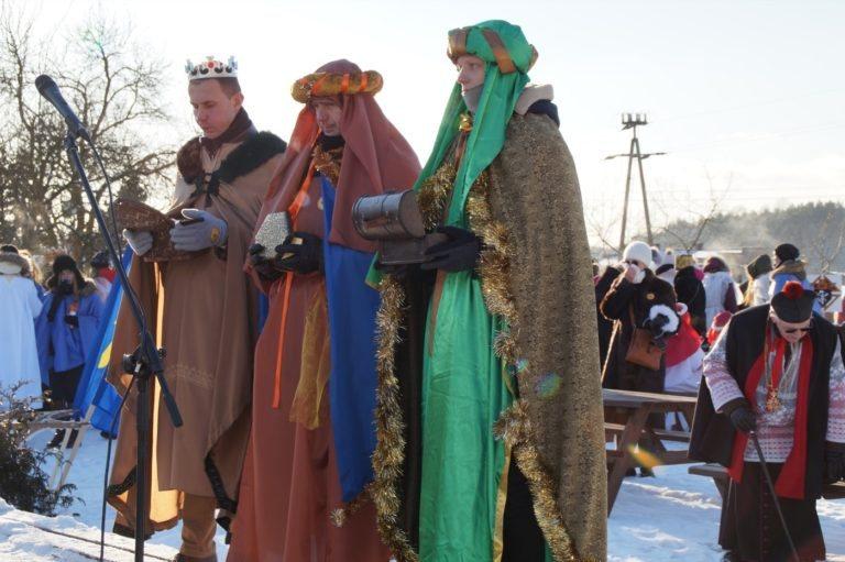 Orszak Trzech Króli w Działoszynie