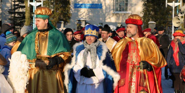 Orszak Trzech Króli w Pajęcznie [WIDEO]