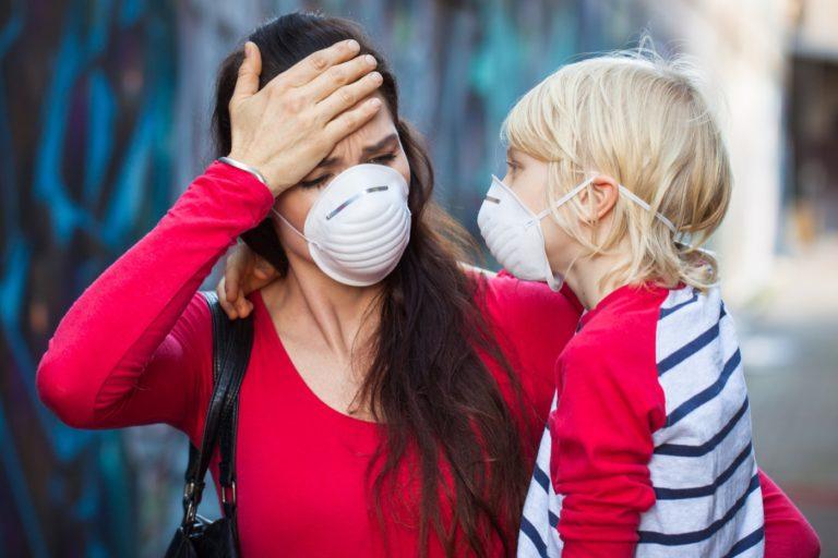 Nie pal śmieci, bo trujesz siebie i swoje dzieci!