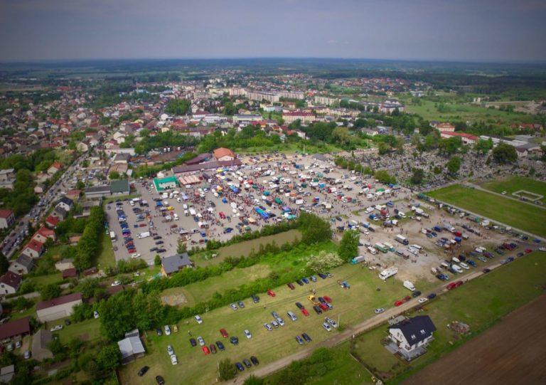 Rynek także w sobotę – dodatkowy dzień targowy w Pajęcznie [ANKIETA]