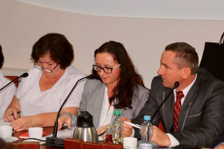 XVI Sesja Rady Miejskiej w Pajęcznie [WIDEO]