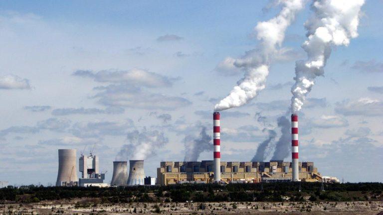 Poważny pożar w Elektrowni Bełchatów