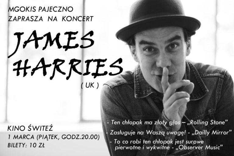 James Harries w kinie Świteź